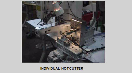 Robotic Sewing Machines